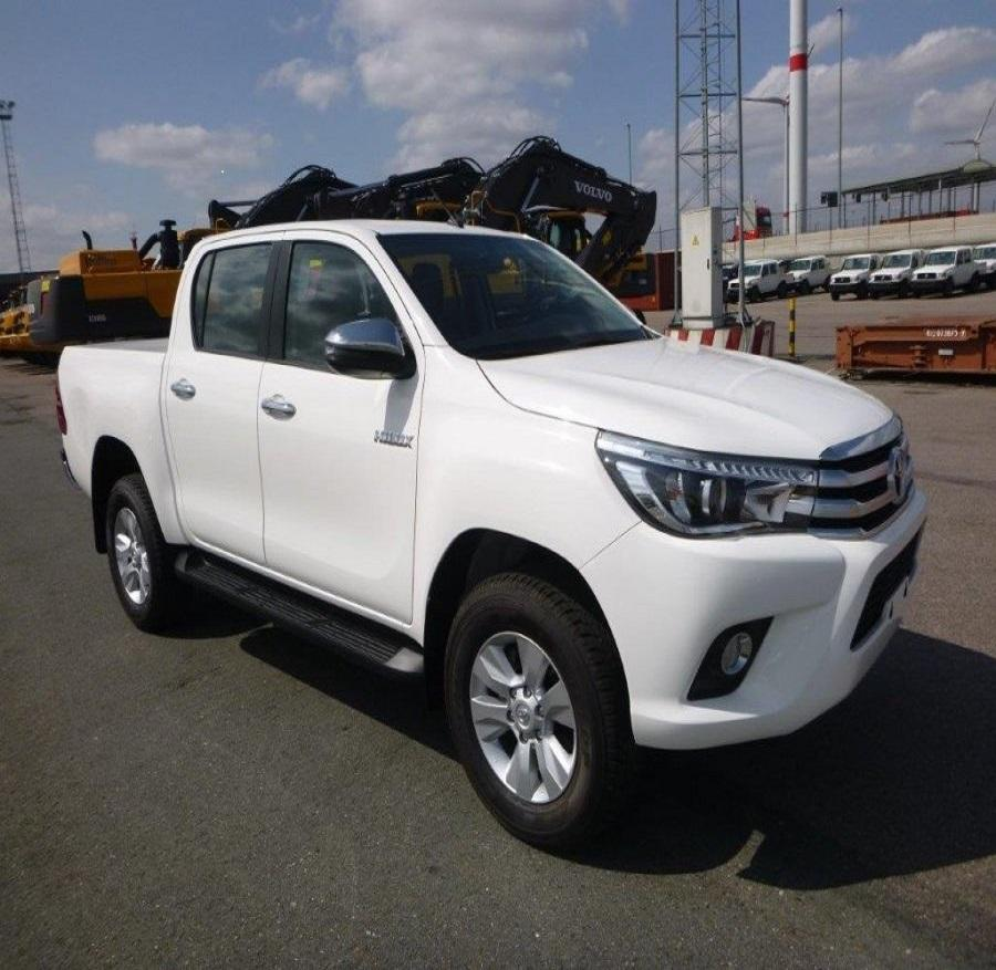 Used Hilux 2.8L Diesel 4x4 SRV Automatic for sale
