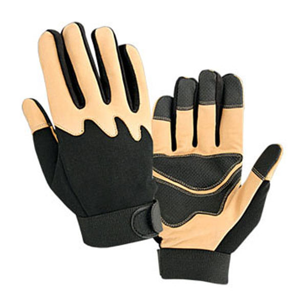 New Design China Leather Mechanic Gloves For Best Price