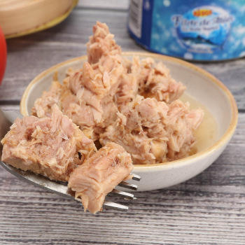 Hot Selling Canned Tuna Fish (170g*48 tins) Food Grade super delicious