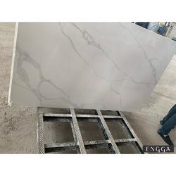 Vietnam Calacatta White Quartz countertops