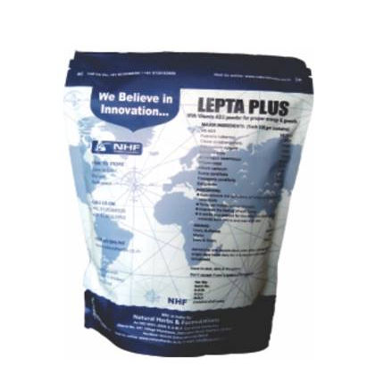 Lepta plus herbal veterinary medicine to increase milk yield in mammary gland