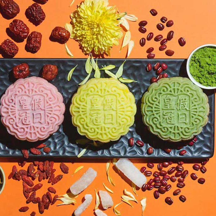 BAKED MOONCAKE- FRUITY- 250g- BIBICA CORP.