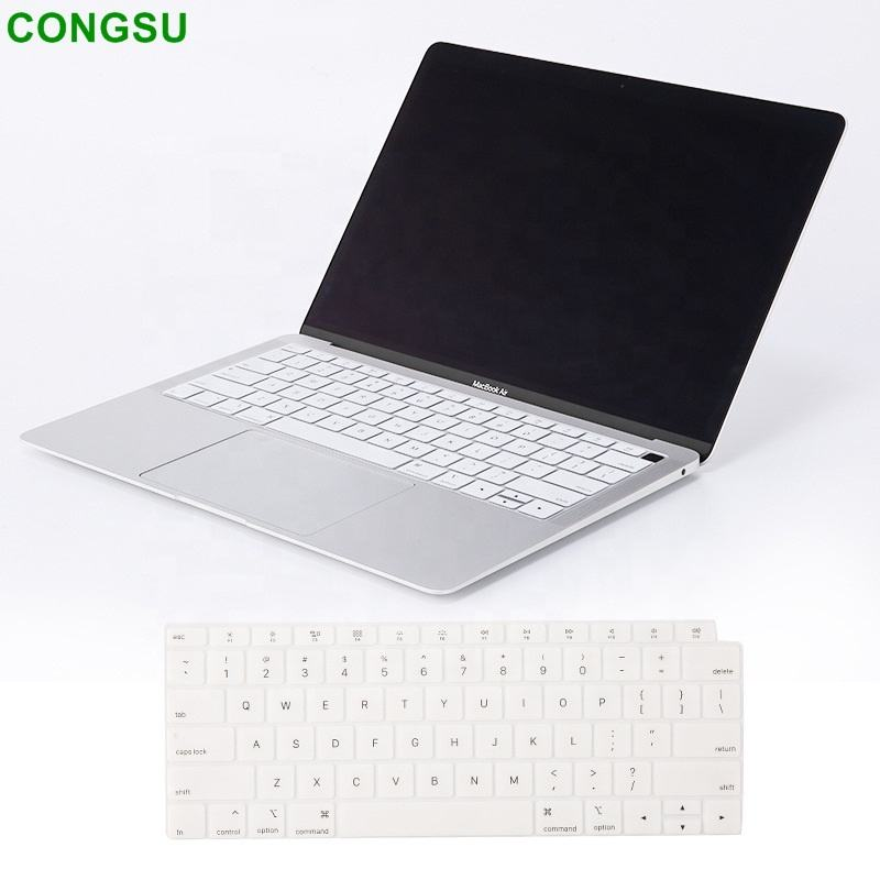 Film de protection en Silicone, joli Film protecteur pour <span class=keywords><strong>clavier</strong></span> Apple <span class=keywords><strong>Macbook</strong></span> Air Pro