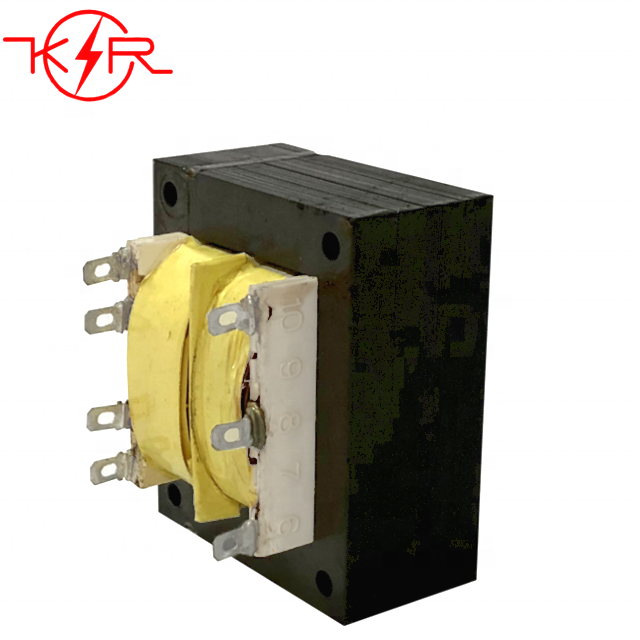 EI 76 Lamination Core Isolation 96VA Low Voltage Power Transformer with 70 Years Experience