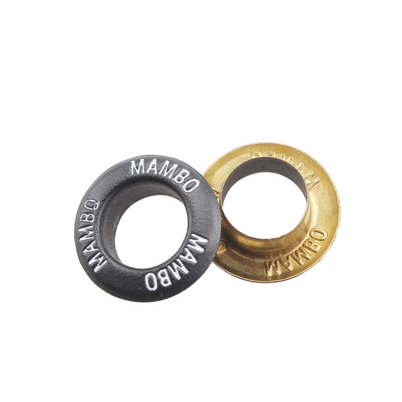 Good Price Factory Direct Brass Eyelets Logo
