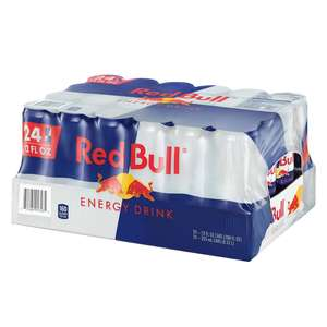 FRESCO MAGAZZINO ORIGINALE Red Bull 250ml Energy Drink in Massa