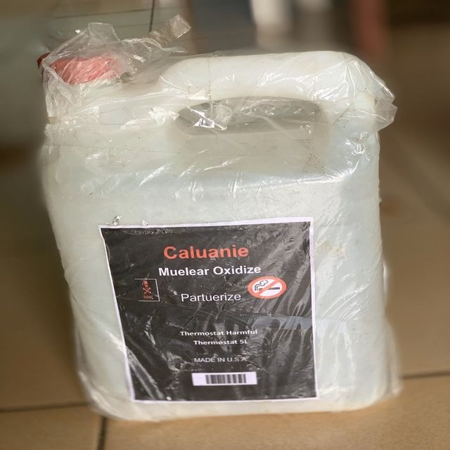 New Stock Caluanie Muelear Oxidize For Wholesale Price