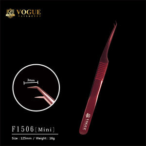 VOGUE F1506 Professional Eyelashแหนบ