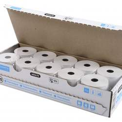 Thermal Cash Register Paper Cheap Oem Gsm Surface Printer Origin Roll Type Life Side Place Model