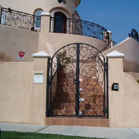 Top Trending Iron Gate Designs With The High Quality And Well-Looking