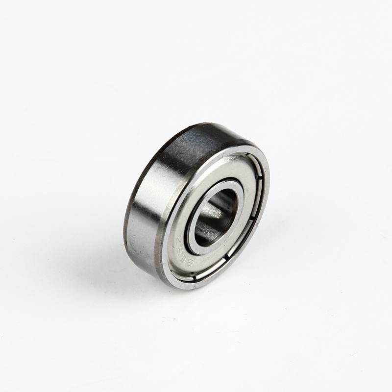 High quality 22mm x 8mm x 10mm 608 zz Skateboard bearing Radial Shielded Deep Groove Ball Bearing