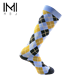 Women Compression 8-15 /15-20 / Mmhg Fashionable Women Compression Socks For Sports Leg Swelling Recovery