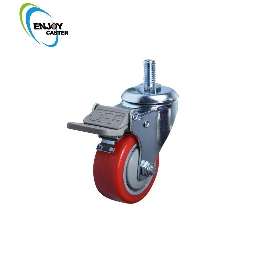 Trolley Wheel Small Ball Bearing Caster On Sales