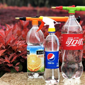 28/400 Plastic Bottle Sprayer Trigger Sprayer Nozzle with coco cola bottle sprayer bottle