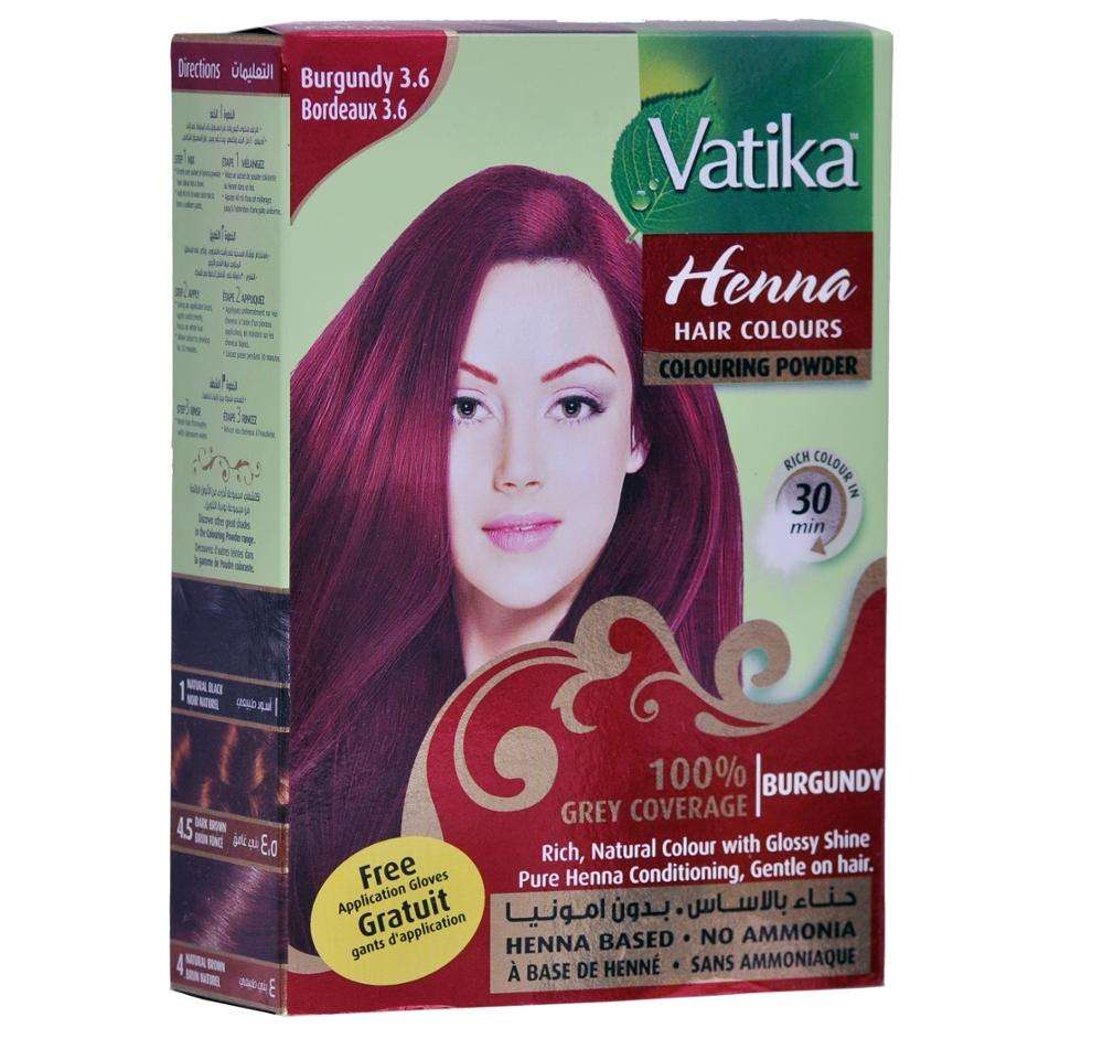 Colorveda 100% Natural henna based hair colour available in private labeling