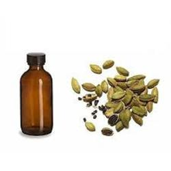 100% Pure Cardamom Oil Supplier India