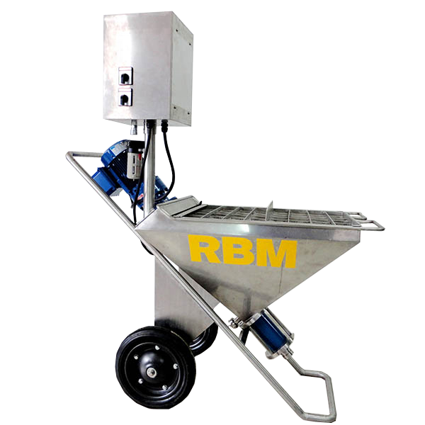 RBM Skim Coat Machine (Spray Type) New Design