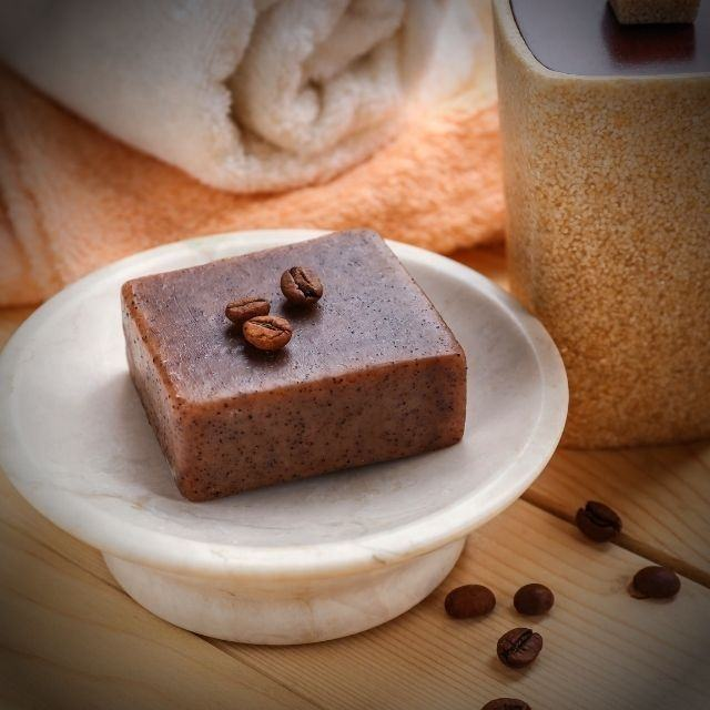 Body Wash Coffee Soap & Cinnamon Essential Oil_Deeply Cleansing Every Pore To Bring Warmth And Cleanliness From Wahapy Vietnam