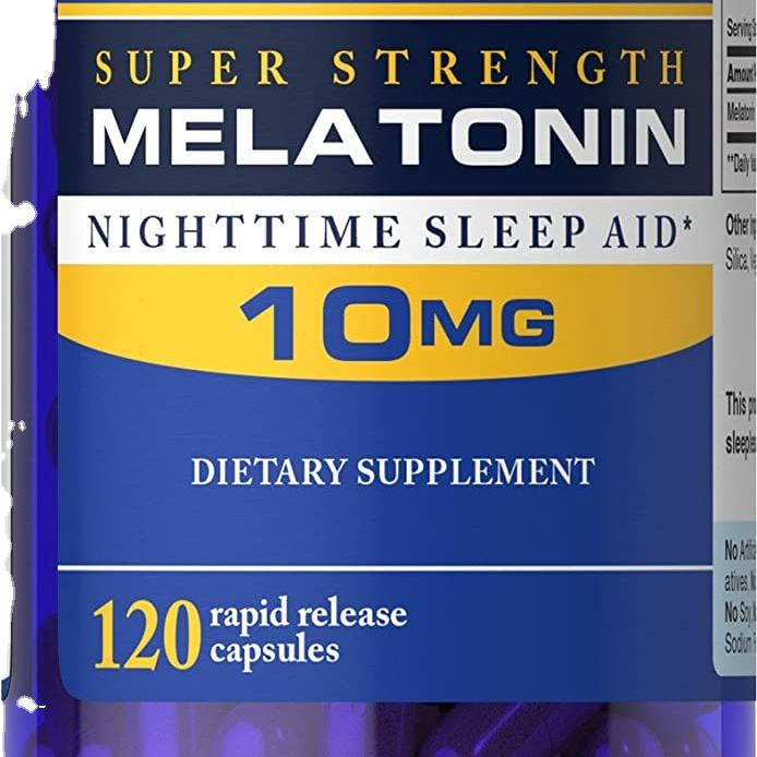 Melatonin 10 Mg 120 Viên Nang