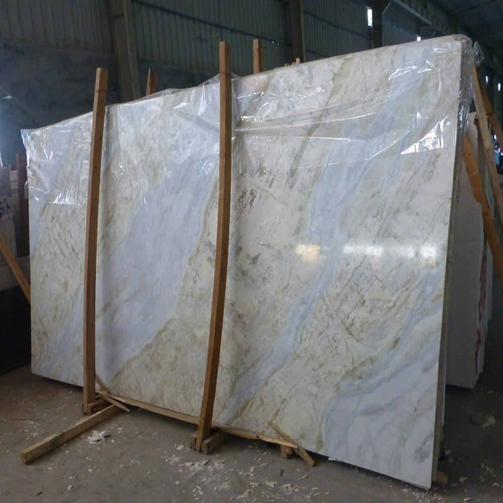 Natural Stones Blue Jade Marble Slabs Blue Green Onyx Slab For Flooring Countertop Wall Panels Big Tiles
