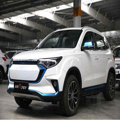 High Quality Electric Car Family SUV high Single speed gearbox car Ready to ship