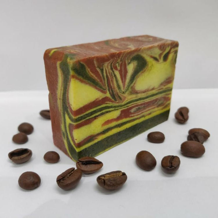 Vanilla Coffee Handmade Soap