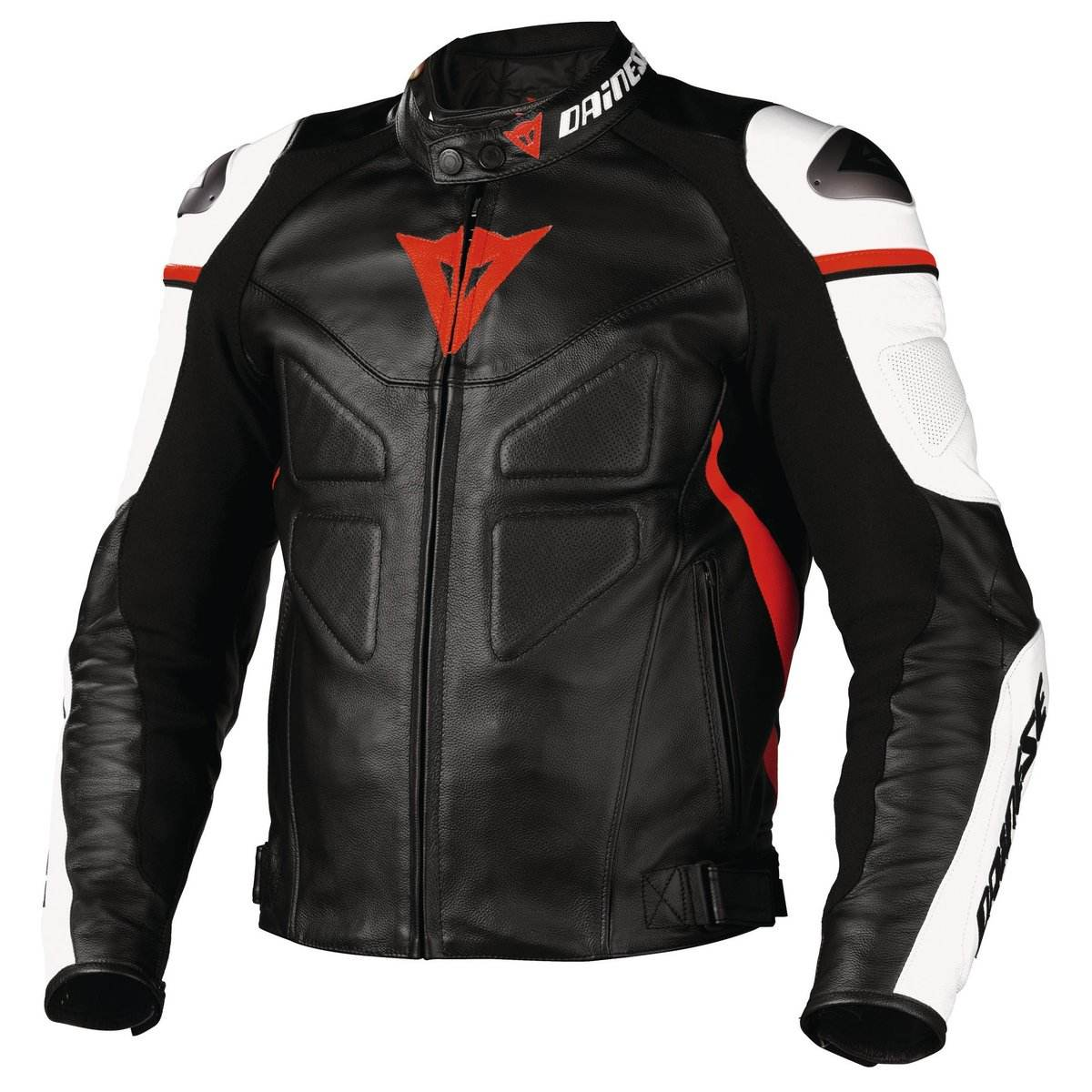 Top quality with armors motorcycle jacket