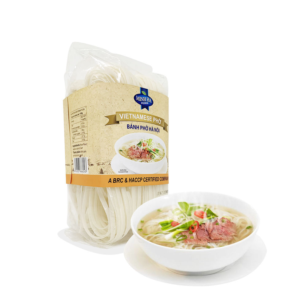 Instant Rice Noodles Made in Vietnam