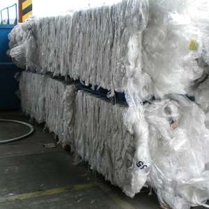 snow white ldpe film scrap/clear pet film roll scrap