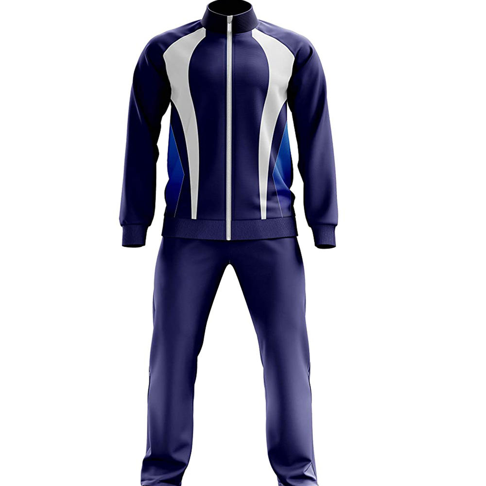 Custom sport Tracksuit/ Men navy Track suits/ Unisex cheap jogging suit 2020