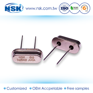 5 pieces Standard Clock Oscillators 12MHz 10ppm 40C 85C