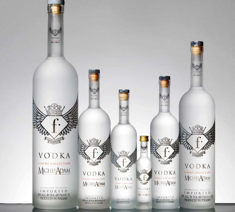 liquor vodka