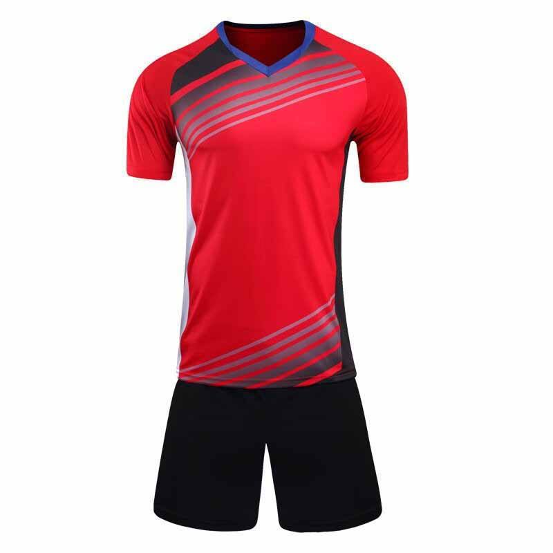 Professional Custom Quick Dry Breathable Sublimation Soccer Jersey Wear Design Cheap High Quality Soccer Uniform