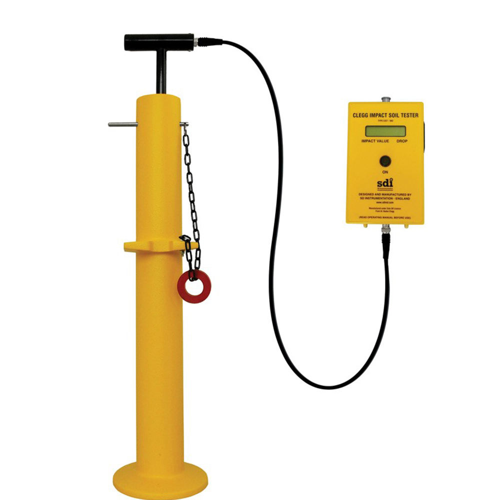 CLEGG IMPACT CIST/883 882 Strength CBR Measurement for Road Soil Testers soil analysis kit