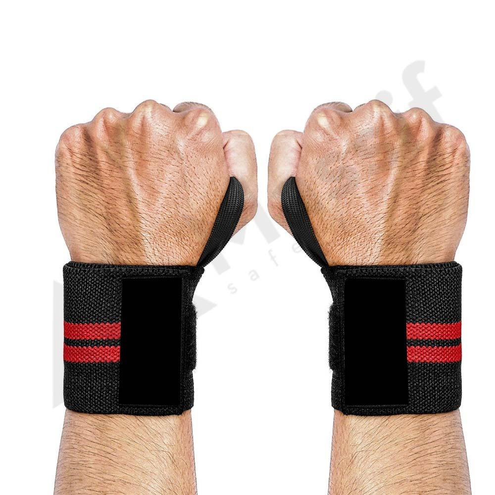 Wrist Straps Wraps Power Weight Lifting Wraps