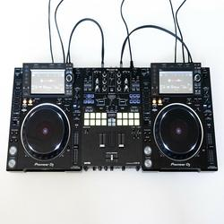 Hot Hot deal P-Pioneer DJ Set: 1x DJM S9 & 2x CDJ 2000 NXS2 Nexus 2