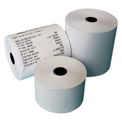 55g Thermal Receipt Paper 80 x 80 Thermal Paper Rolls From Thailand