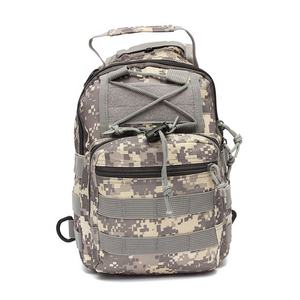 Military Army Waterproof Small Backpack Single Shoulder Tactical Molle Men Sling Bag