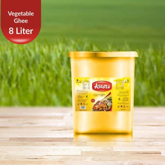 VEGETABLE GHEE PLASTIC PAILS PACKING 100% HALAL KOSHER PALM OIL FROM MALAYSIA, BAKLAVA SWEET