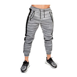 New model best style custom logo slim fit joggers
