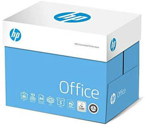 HP RH98112 80 gsm A4 White Office Copier Paper (1 Box Contains Five Reams of 500 Sheets)