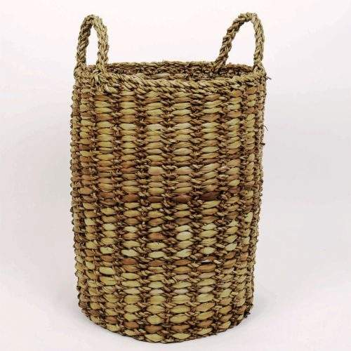 Eco Friendly Hogla Storage Basket from Bangladesh