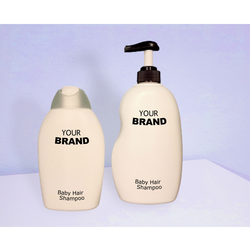 Malaysia Specially Formulated With Organic Aloe Vera OEM Baby Hair Shampoo For All Hair Styles