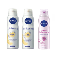 Nivea Deodorant & Antiperspirant Spray