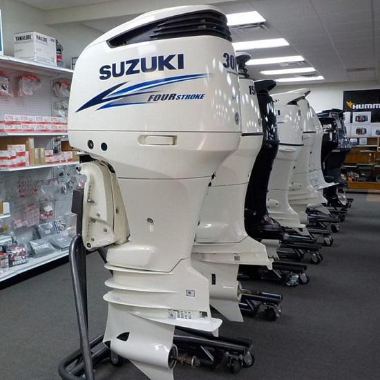 Brand New 100% QUALITY SUZUKI 300 HP 4-STROKE OUTBOARD MOTOR