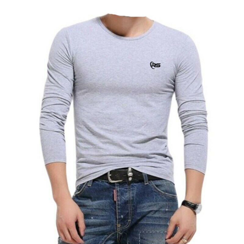 Hot Selling Men's Slim Fit Breathable Anti Pilling Customized T Shirts