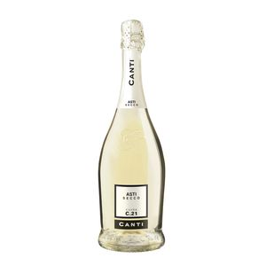 Made in Italy Canti Asti Secco D.O.C.G. 750 ml de vinho espumante