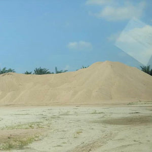 High Quality Natural Malaysian Unwashed River Sand