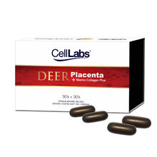 CellLabs Deer Placenta New Zealand formula