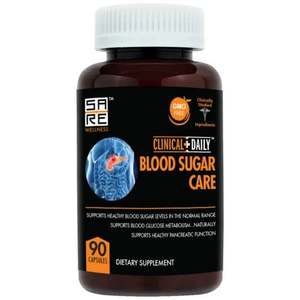 Blood Sugar Support & Glucose Metabolism Diabetes Supplement. 90 Bitter Melon Capsules. Clinical Daily